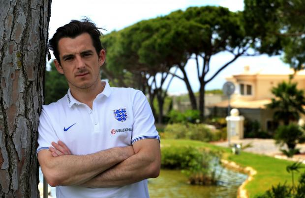 FIRST-CHOICE: Leighton Baines has finally emerged from Ashley Cole's shadow