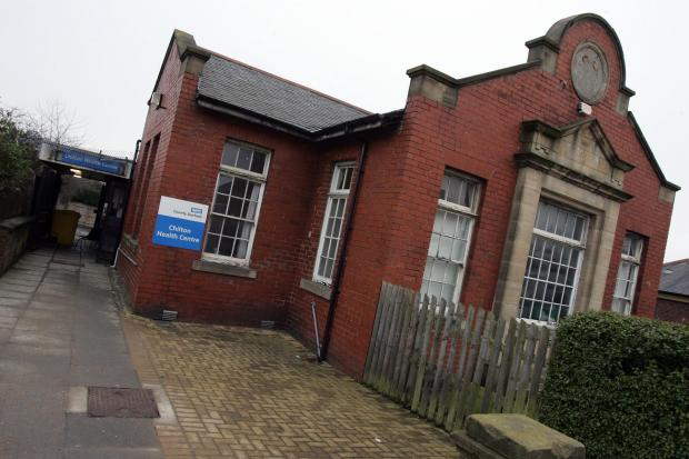 DAYS NUMBERED: The current  doctors surgery in Chilton, work should start very soon on its replacement