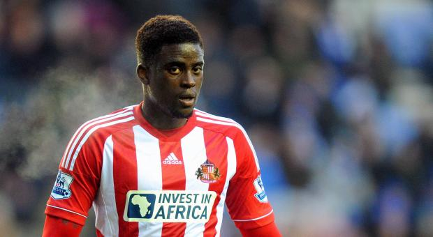 SPANISH HOPES: Alfred N'Diaye would like to remain in La Liga after a loan spell with Real Betis