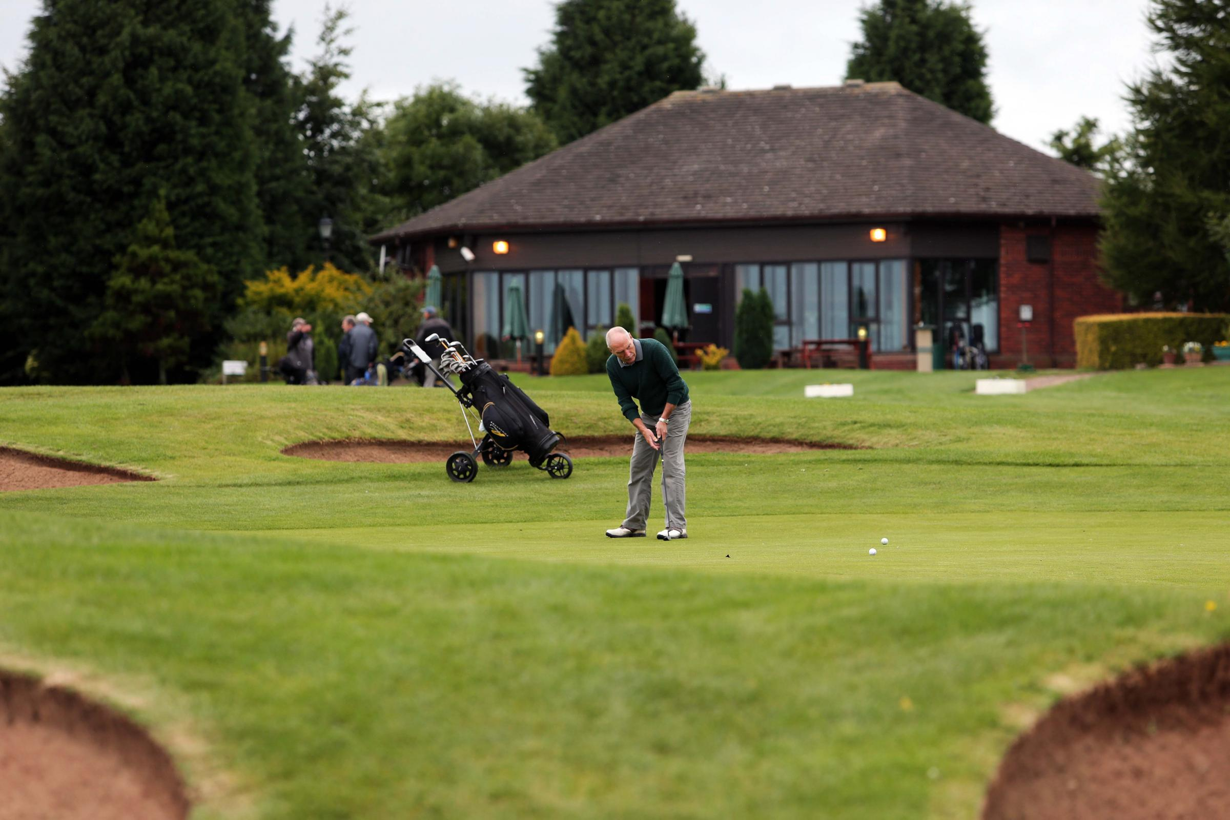 Hall Construction hopes to reopen Woodham Golf and Country Club next month
