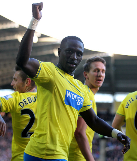 FRENCH FOCUS: Moussa Sissoko
