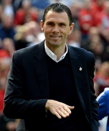 IN DEMAND:? Gus Poyet