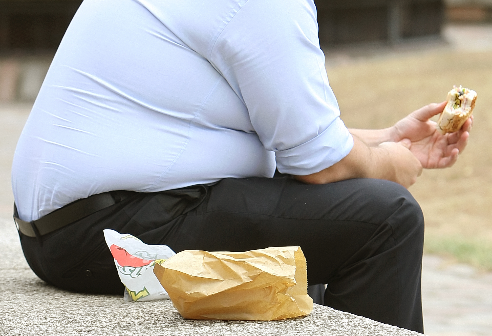 Obese and overweight asked to