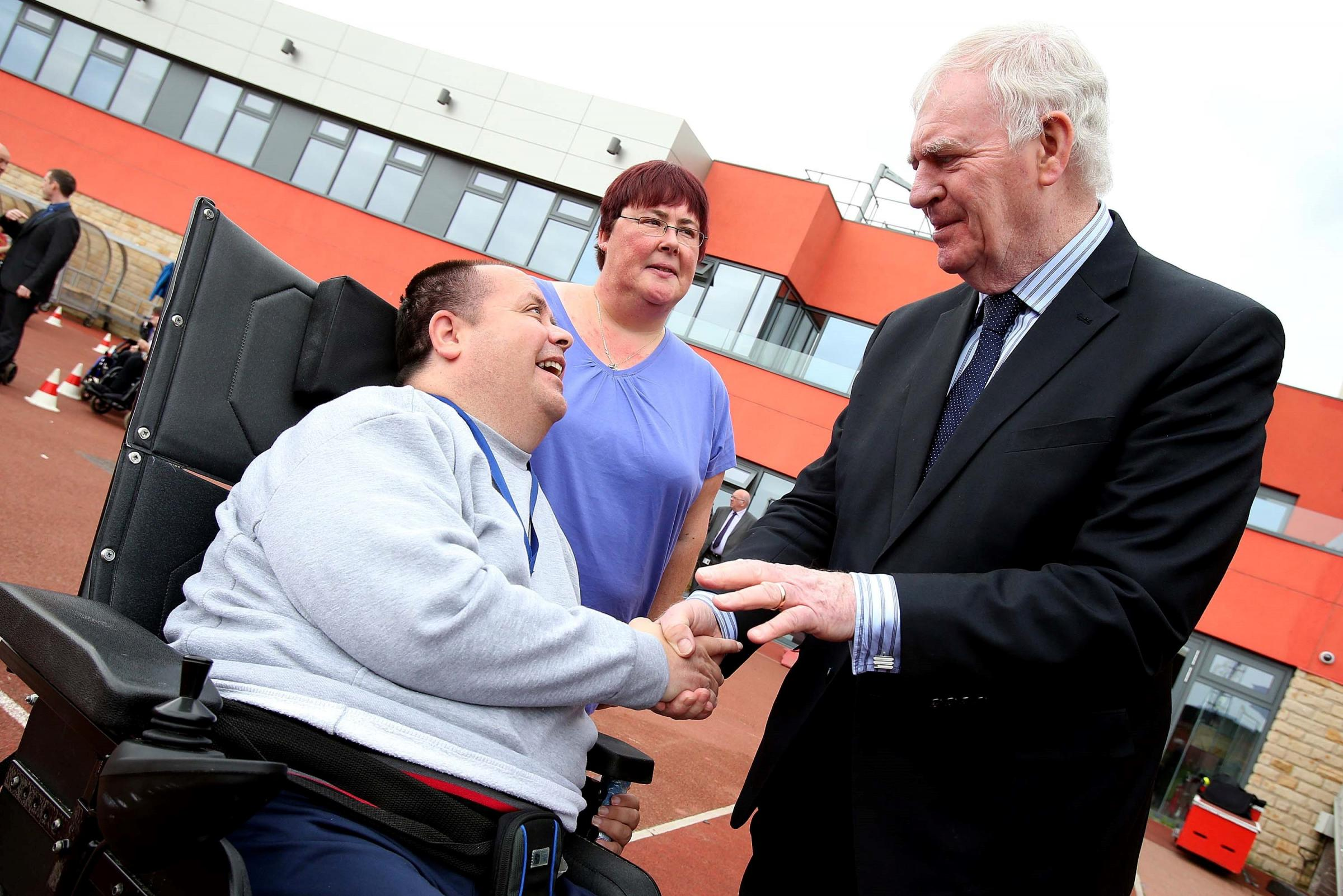 Special Olympic programme launched in the North-East
