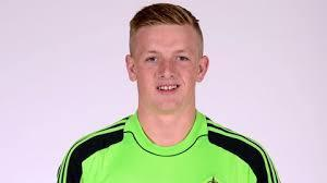 NEW DEAL: Jordan Pickford has signed a new four-year deal with Sunderland