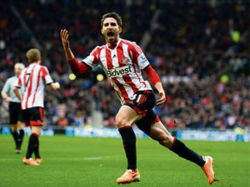 IN DEMAND: Sunderland would like to re-sign Fabio Borini on a permanent basis this summer