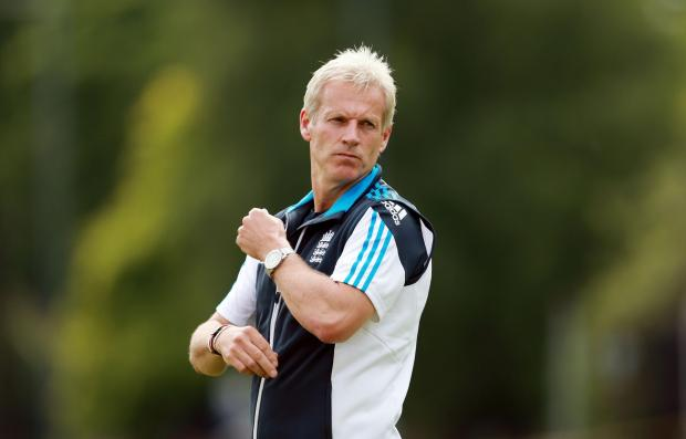 PLENTY TO PONDER: Peter Moores