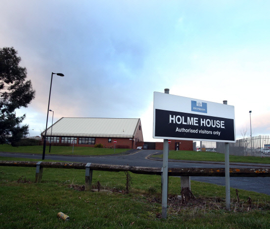 Holme House prison launches an end-of-life suite