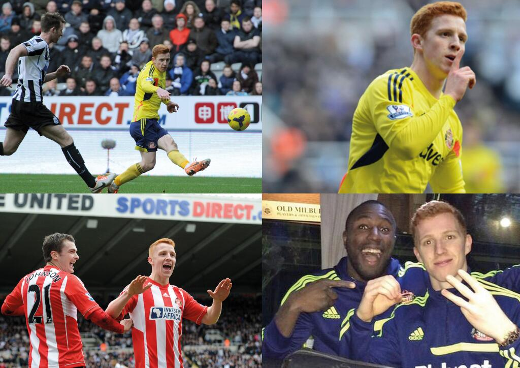 How Sunderland chose to mark Colback's departure on Twitter