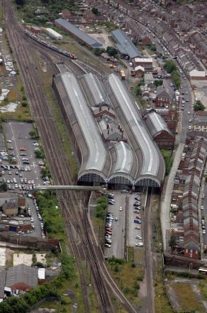 IN FOCUS: Darlington's Bank Top station