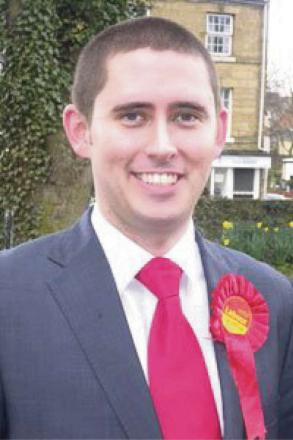 Tom Blenkinsop, MP for Middlesbrough South and East Cleveland