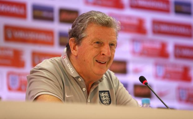 The Northern Echo: DECISIONS: England boss Roy Hodgson must decide who to play behind Daniel Sturridge on Saturday against Italy