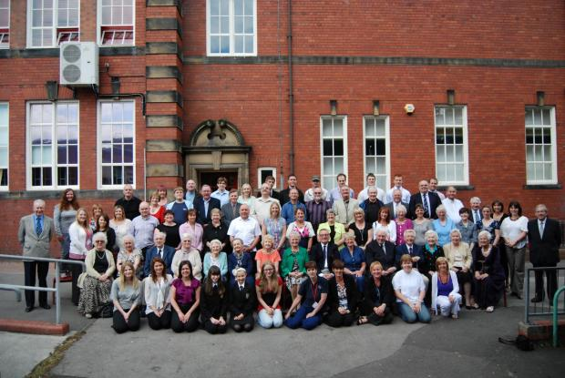 FUTURE PLANS: Past pupils of Park View School  celebrate its 100th birthday in 2011.