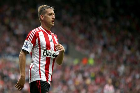 INTERNATIONAL HOPE: Sunderland midfielder Emanuele Giaccherini hopes to force his way back into the Italy squad, despite being left out of the World Cup