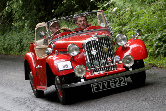 Vintage vehicles revving up for 44th Beamish Run