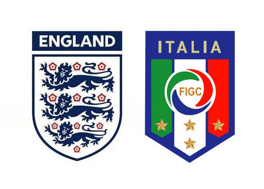 GAME OF THE DAY: England v Italy