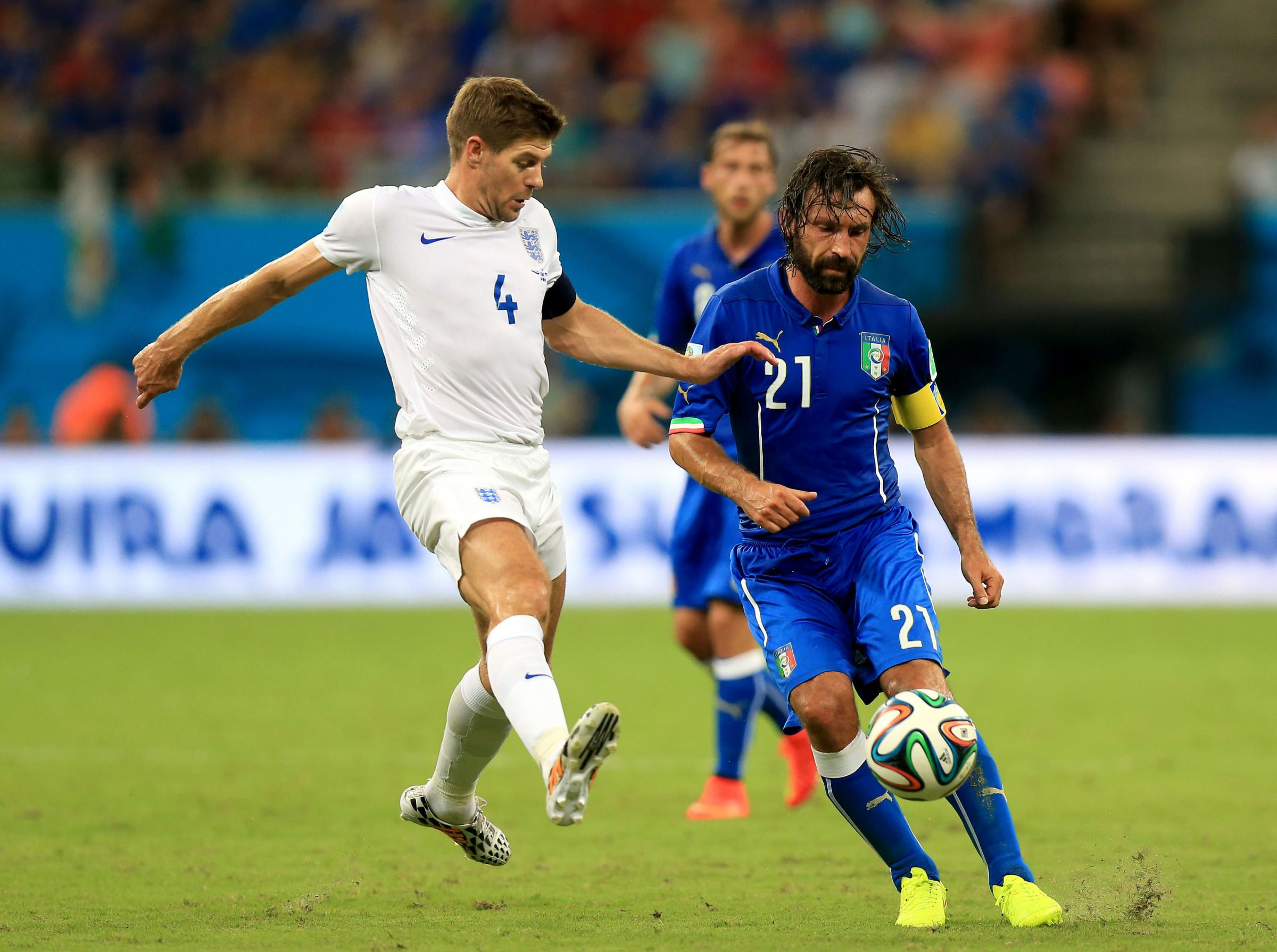 Gerrard confident England can punish the Uruguay defence