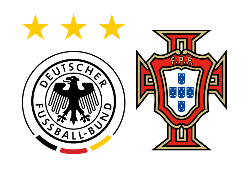 GAME OF THE DAY: Germany v Portugal