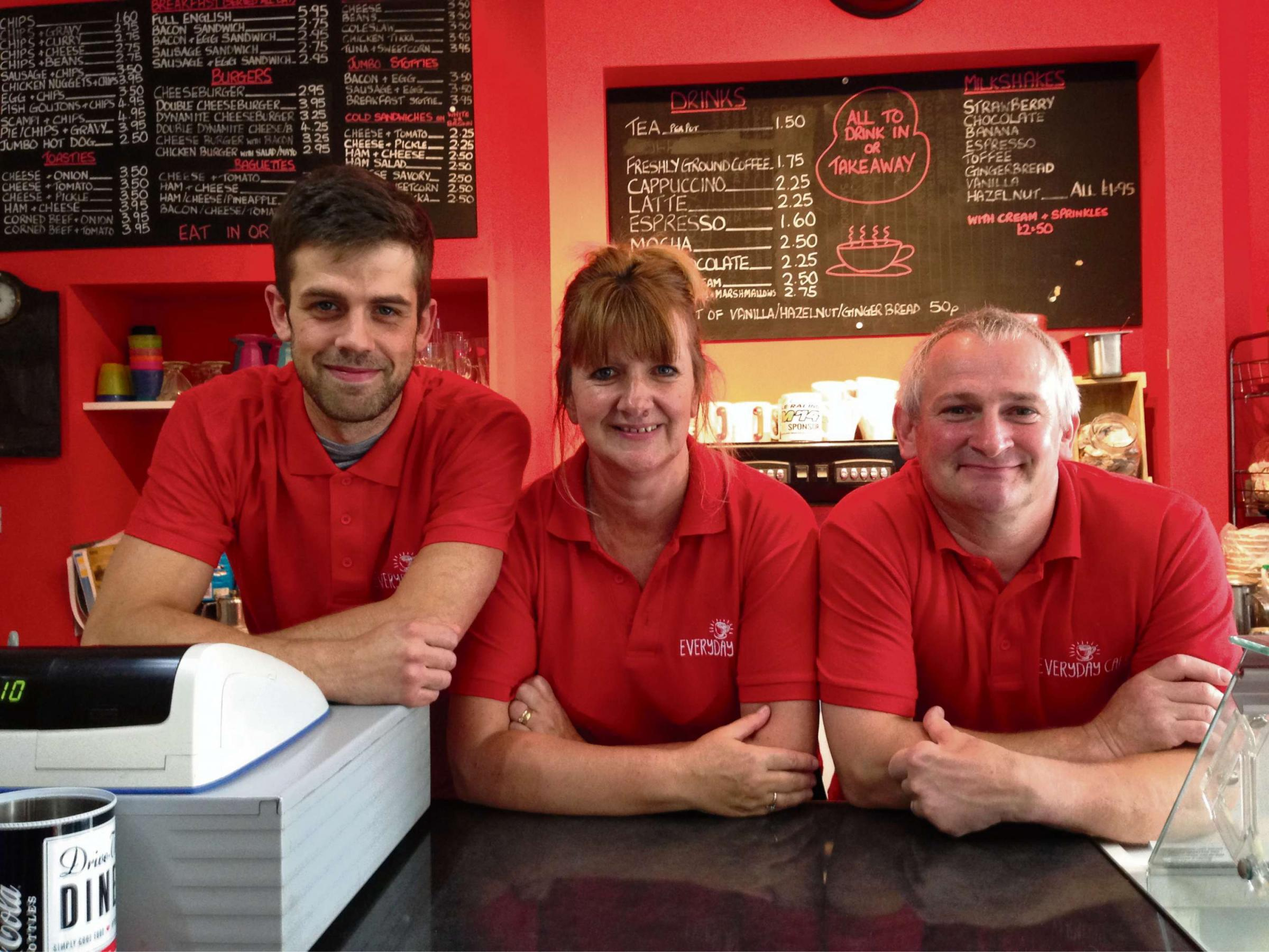 North-East's fastest man at the TT revs up new cafe