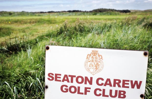 BRABAZON TROPHY: Seaton Carew Golf course will host the big event next week. PICTURE: Stuart Boulton.