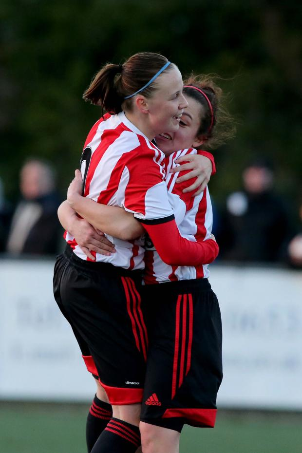 The Northern Echo: BACK ON THE FIELD: Sunderland Ladies return to action with a game against Yeovil on June 28
