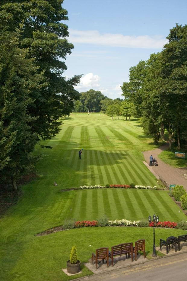 The Northern Echo: Mount Oswald golf course, Durham
