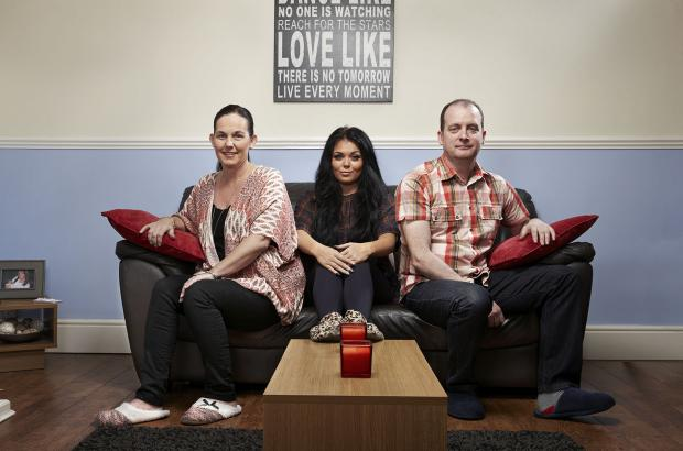 STAR FUNDRAISER: The Moffatt's on Gogglebox