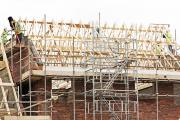 "AFFORDABLE HOMES: The number of cheap homes being built has ""collapsed"" according to Labour"