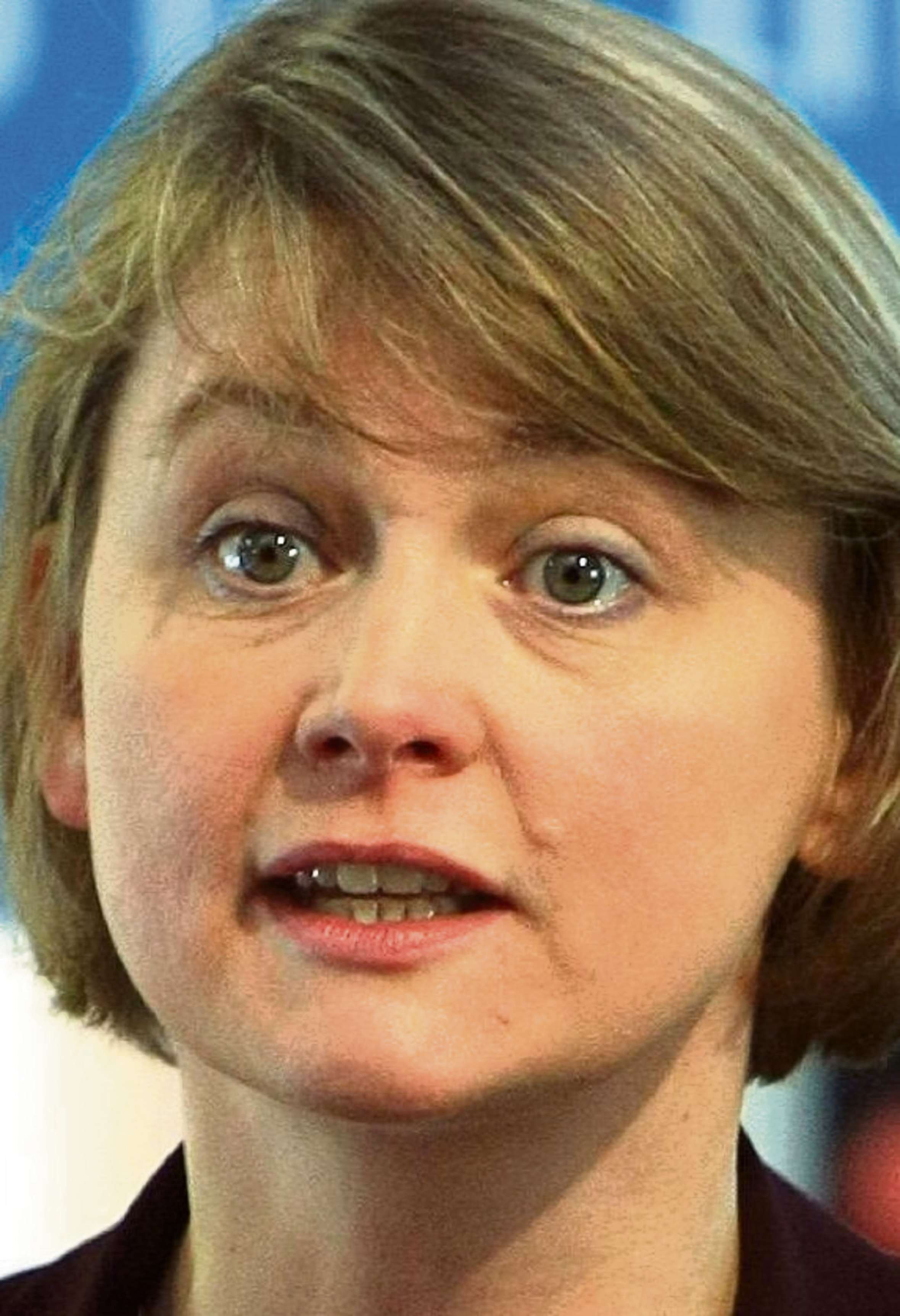 'DEEPY TROUBLING': Yvette Cooper has raised the alarm over barring statistics