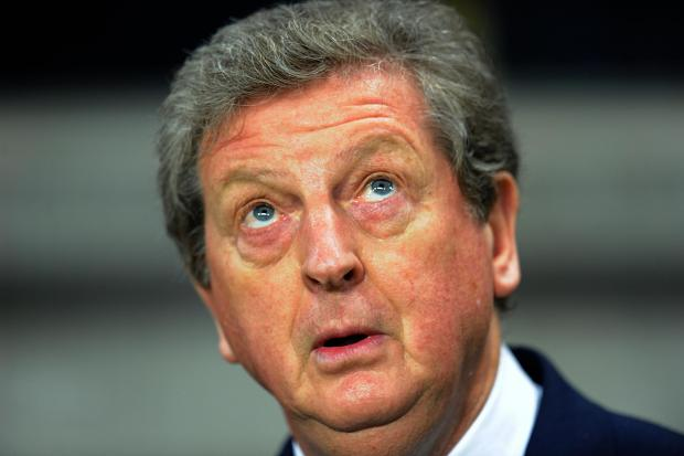 MUST DO BETTER: Roy Hodgson's England ended their dismal World Cup campaign with a tame draw