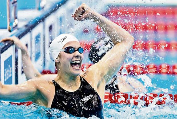 MEDAL HOPE: Aimee Willmott