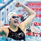 The Northern Echo: IN FORM: Aimee Willmott warmed up for the Commonwealth Games by claiming a clutch of medals at the recent Mare Nostrum series in France and Spain