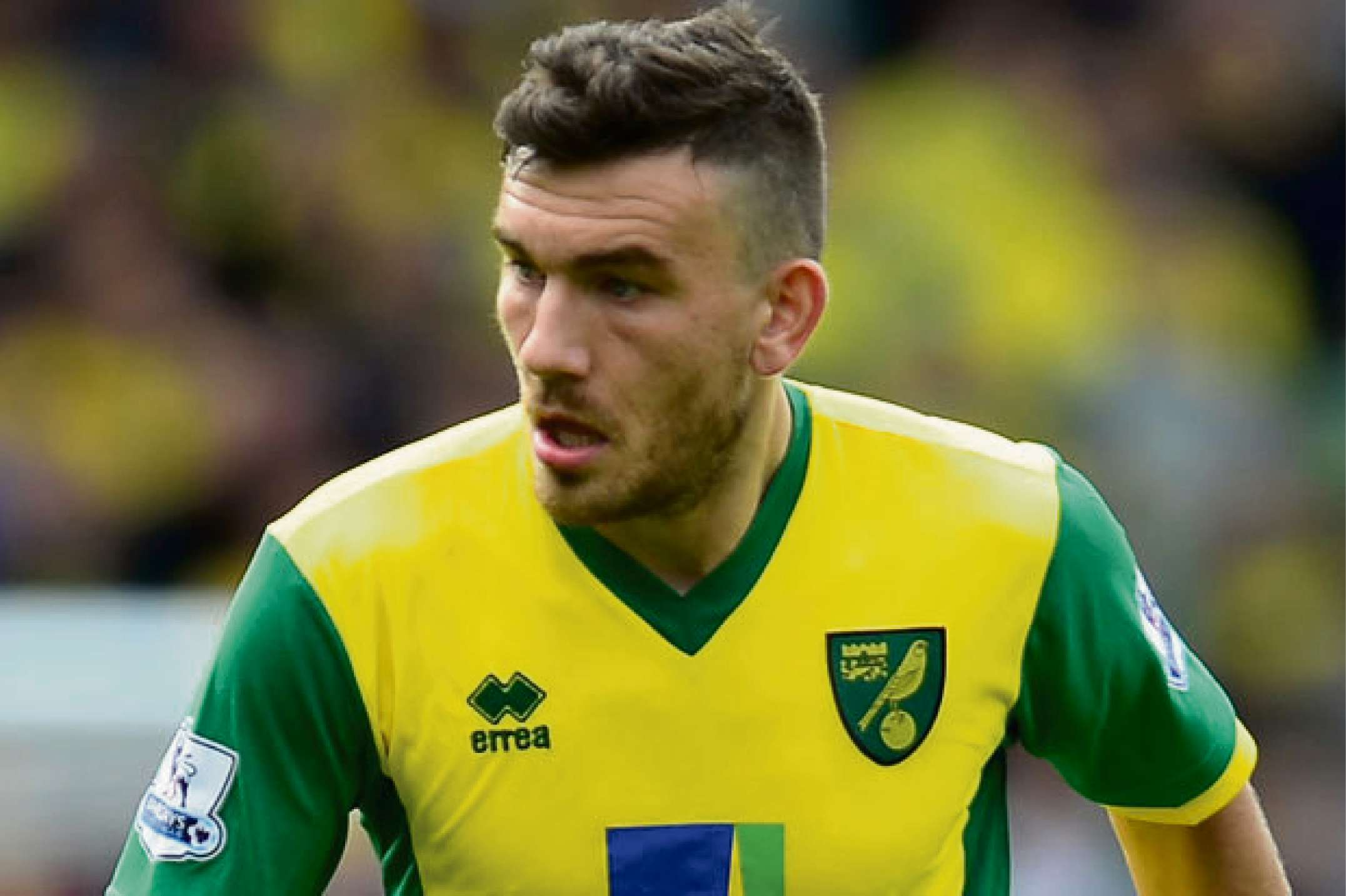 ROAD TO HULL: Sunderland target Robert Snodgrass has agreed a £7m move to Hull City, with the fee potentially rising to £8m on appearances