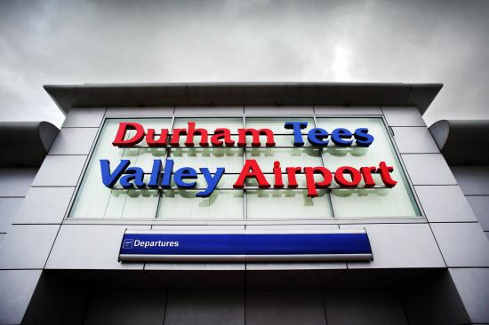 The Northern Echo: FUTURE PLANS: Bosses at Durham Tees Valley Airport have disagreed with parish council plans to influence their development