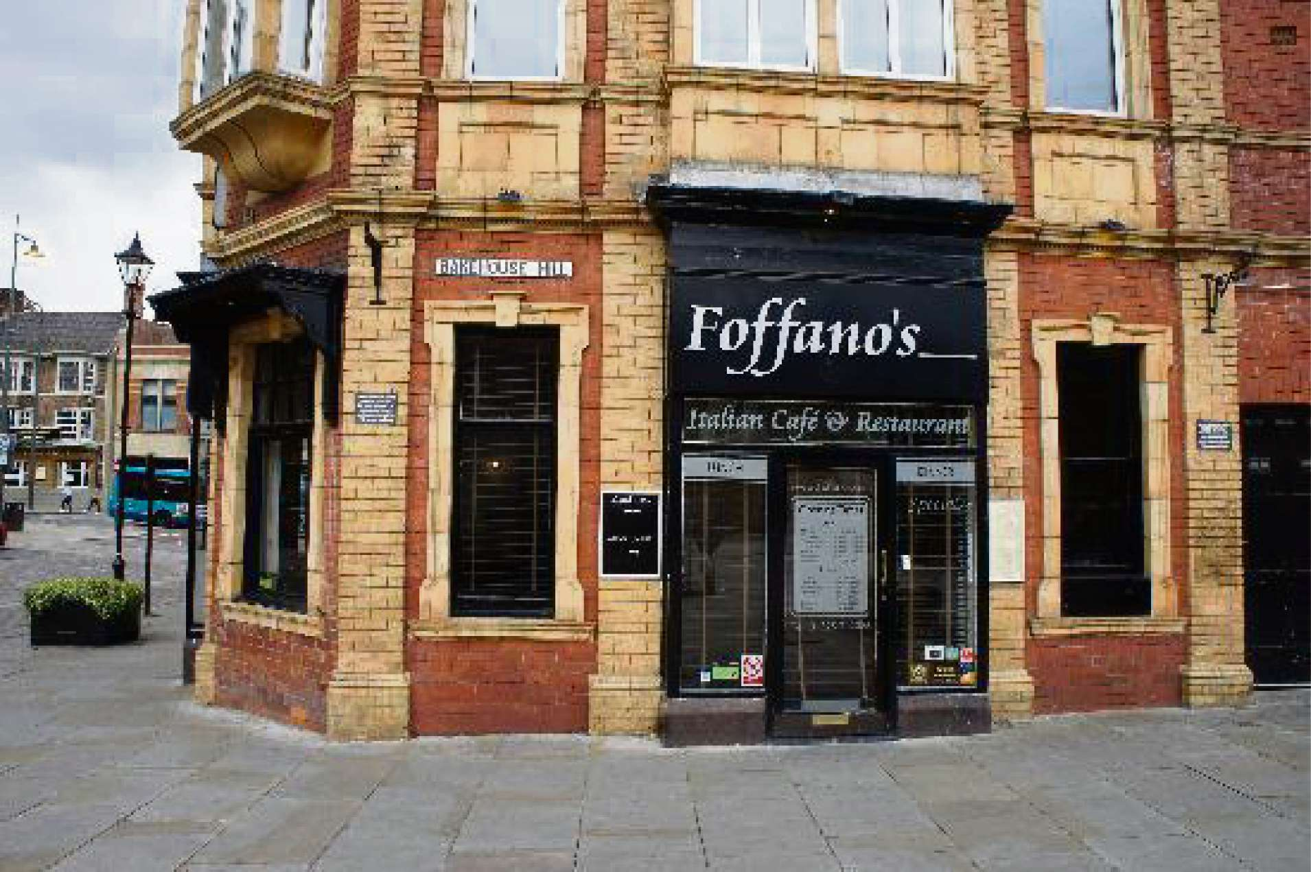The team behind Foffano's restaurant are set to open an Italian deli