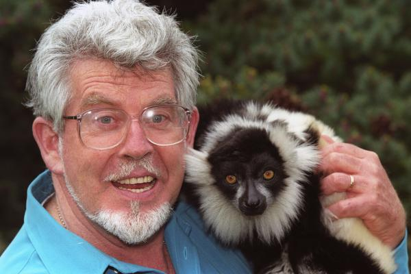 Rolf Harris presented Animal Hospital between 1994 and 2004