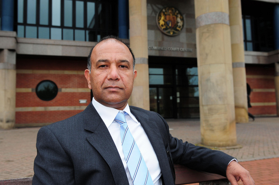 Former police officer Sultan Alam is to stand as Police and Crime Commissioner for Cleveland