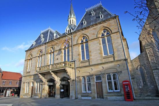 The Northern Echo: FUNDRAISING LAUNCH: Mayor of Bishop Auckland, Councillor Colin Race will hold an At Home with the Mayor event at Bishop Auckland Town Hall