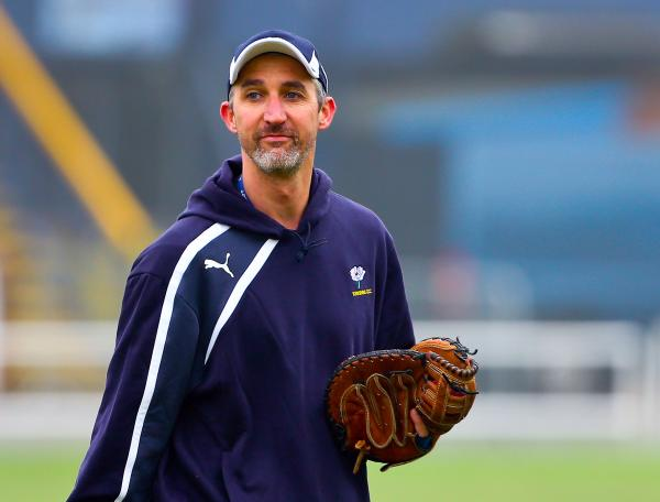 Yorkshire's First Team Coach Jason Gillespie