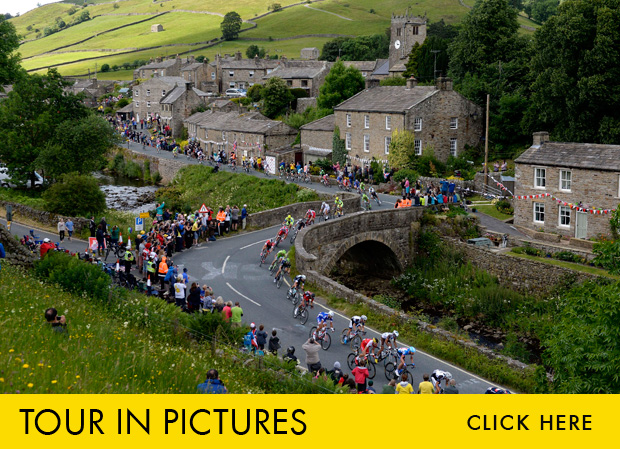 The Northern Echo: Tour de France