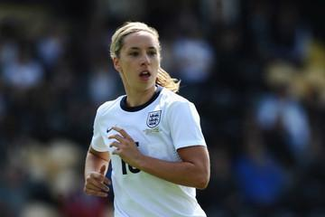 HARTLEPOOL BOUND: Jordan Nobbs has been named in the England squad for next month's friendly with Sweden at Victoria Park