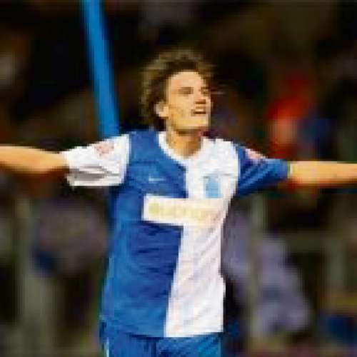Wanted man: Jelle Vossen is keen for a move to Boro