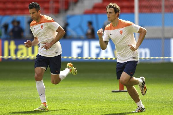 NEW ARRIVAL: Newcastle United have completed the signing of Holland right-back Daryl Janmaat