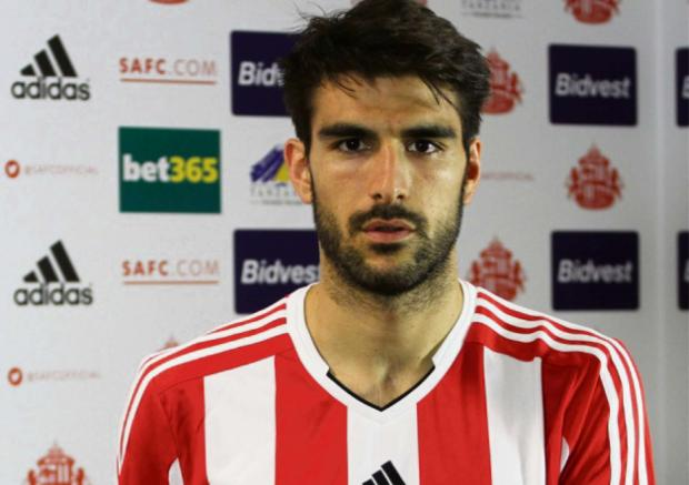 POYET FAN: Jordi Gomez admits Gustavo Poyet's approach was a key factor in his decision to move to Sunderland