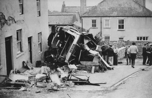 The Deadly Crash Of 1969 The Northern Echo