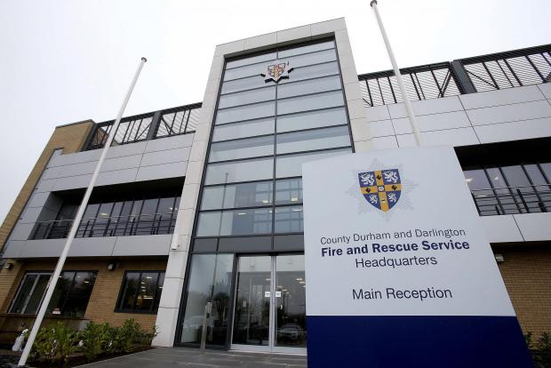 General view of County Durham and Darlington Fire and Rescue Service Headquarters in Durham. (8426107)