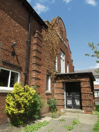 CHURCH PLAN: The former gymnasium in Romanby Road, which Northallerton Community Christian Centre wants to transform