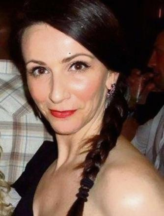 DEARLY LOVED: Joanne Smart, who died in a car accident in Cardiff yesterday
