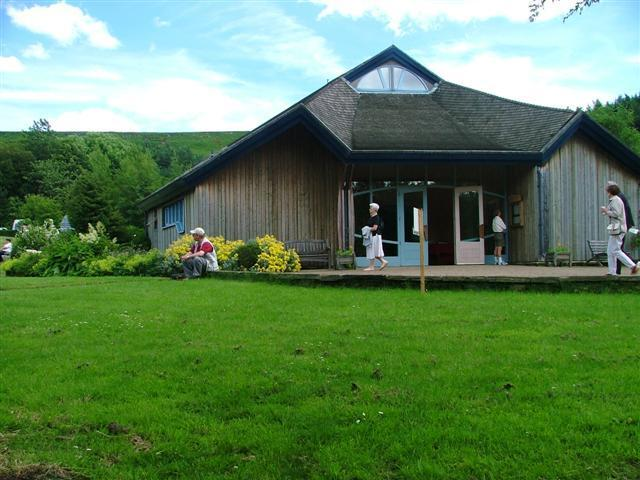 MEDIATION: The community centre at Botton