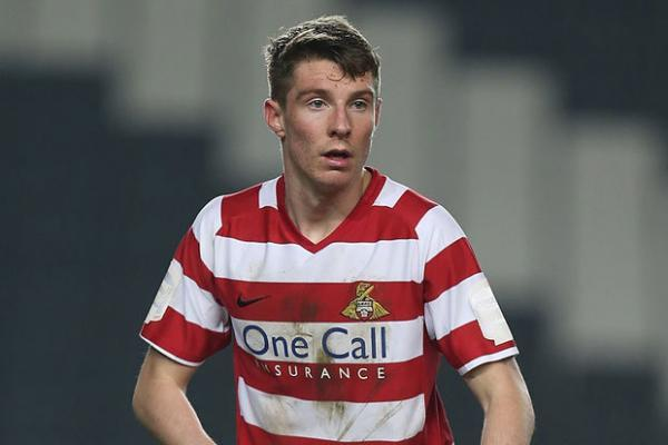 BORO BOUND?: Doncaster Rovers' James Husband